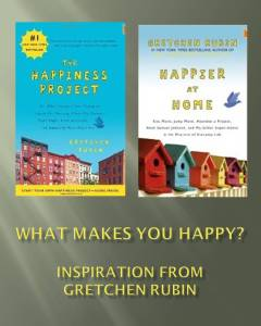 Gretchen Rubin's Happinness Project - Web Site